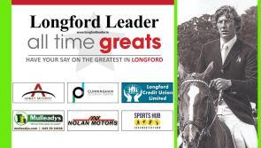 Longford All Time Greats: Profile #12 Eddie Macken