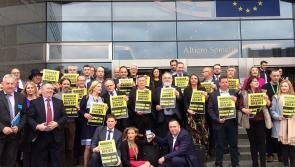 Anti-Brexit protest at Carrickarnon this Saturday