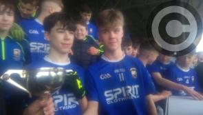 St Mel's College Longford crowned Leinster U-14 'A'  football champions