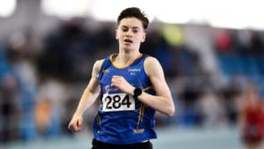 Longford athlete Cian McPhillips smashes junior 1,500m record which has stood since 1996