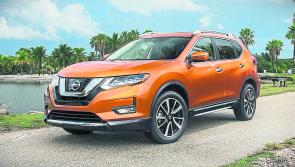 Nissan's X-Trail makes short work of family motoring