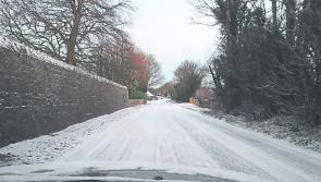 Top tips for driving in ice and snow