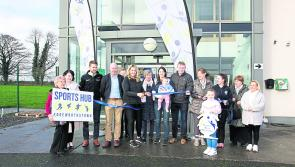 PICTURES | Official opening of Edgeworthstown Sports Hub
