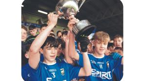 St Mel's College, Longford show fierce resilience to win the Leinster U-14 'A' title