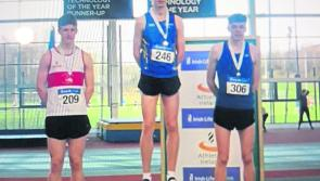 Another gold medal for Longford record breaker Cian McPhillips