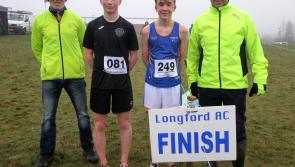 GALLERY | Success for Longford's Kate Hagan at North Connacht Schools Cross Country event in Moyne Community School