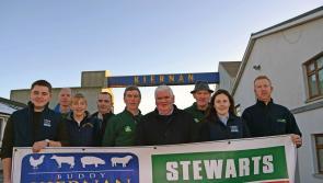 Kiernan Milling will be  main sponsor of 85th County Longford Ploughing Championships in Granard