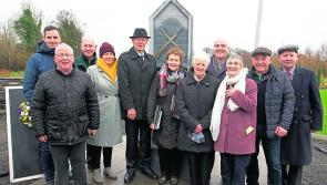 Former RTÉ commentator Mícheál Muircheartaigh stars at Clonfin Commemoration