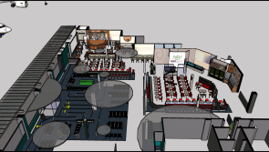 Ireland West Airport commences work on upgrading Departures Hall at the airport