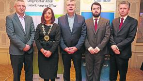 Longford business owners attend Brexit seminar