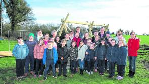 Delight as Killashee gets set for new playground