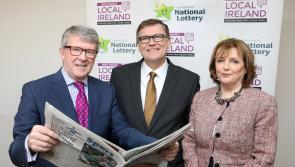 National Lottery to sponsor Local Ireland Media Awards for next two years