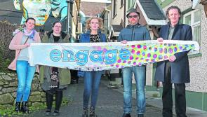 New Engage studio space at Garvey's Yard will enhance the arts in Longford