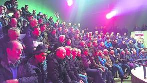 Over 250 gather for Beef plan meeting in Ballymahon mart