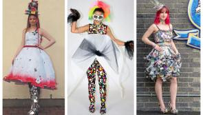 GALLERY  | Turning Junk into Kouture: A collection of incredible Junk Kouture designs by talented Longford students