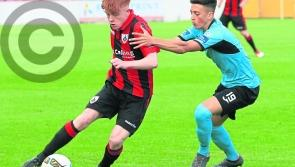 Hard work paying off for rising young Longford Town soccer star Aodh Dervin