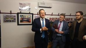 Varadkar pays tribute to Mullinalaghta St Columba's 'amazing' and 'inspirational' success story