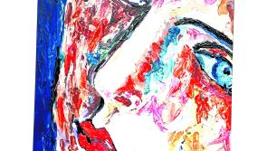 Stunning solo exhibition to be launched at Longford County Library to mark International Women's Day