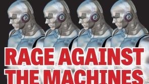 Rage Against the Machines: Edgeworthstown jobs most at risk in Ireland from automation