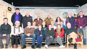 Mammy's Boy the latest production from Newtowncashel Drama Group
