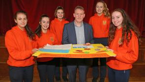 Granard students getting vocal about shopping local