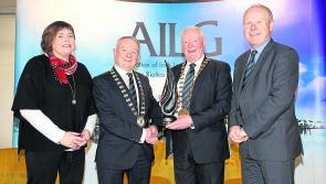 AILG conference proves a hit as Longford takes centre stage
