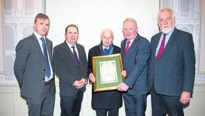 Longford IFA members honoured at AGM