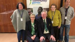 Longford Community Games administrators Shirley Maloney and Joe Fox elected to key national roles at AGM in Derry