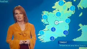 Met Éireann snow latest  on what to expect from roads into Monday