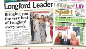 New-look Longford Leader to hit shelves next week