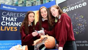 Ballymahon students explore the world of engineering, gaming and space flight at AIT
