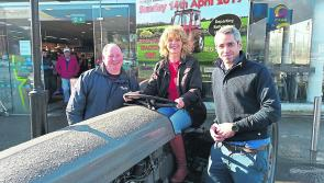 Tractor run in aid of Ballymahon  care centre renovation to take place in April