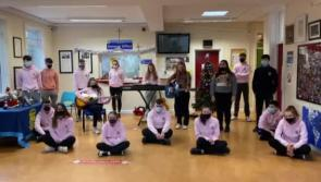 WATCH | Lovely Christmas medley from the students of Cnoc Mhuire, Granard