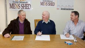Roving Leader: Drumlish/Ballinamuck Men's Shed a real home away from home