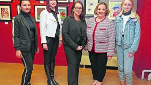 'Giant' showcase is a hit as Longford marks International  Women's Day