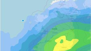 St Patrick's Day snow in the Met Éireann weather forecast