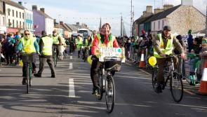 WATCH | Thousands throng streets of Ballymahon for colourful St Patrick's Day parade