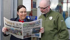 PICTURES | New-look Leader proves a big hit with readers!
