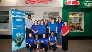 Fun day fundraiser for Longford swimming club