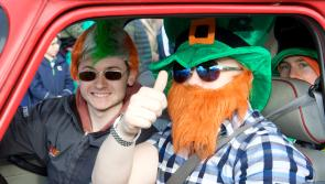 Crowds fill the streets for spectacular show of colour in town of Ballymahon