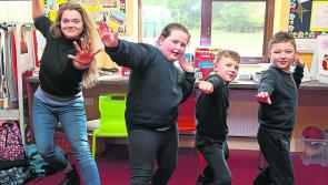 Turning children's stories into professional theatre with Longford's artist in residence