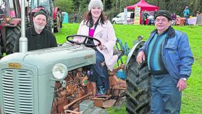 Anthony and Eimear retain Longford ploughing titles