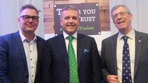 Glennon Brothers present Irish perspective at UK Softwood Conference