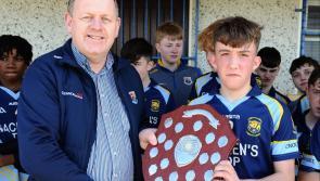 North Leinster U-14 success for Longford school Cnoc Mhuire Granard