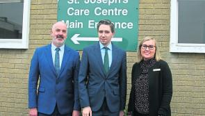 Minister for Health 'futureproofs' St Joseph's Care Centre in Longford