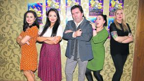 PICTURES | St Mel's Musical Society officially launches 9 to 5 in Longford Rugby Club
