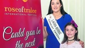 Do you know a little girl who loves Rose of Tralee? Rose bud applications are now open