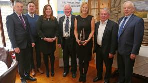 Newtowncashel healthcare business wins top accolade at Longford Enterprise Awards