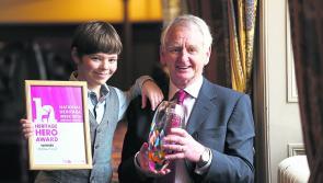 Heritage Hero Matt Farrell reveals all in 'My Longford Life'
