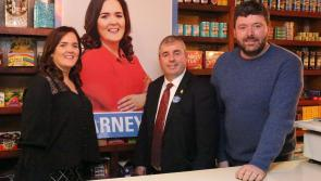 Ministerial seal of approval as Granard's Grace Kearney launches election campaign